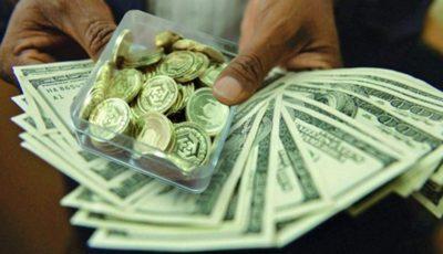 زور نوسانگیران به دلار نرسید