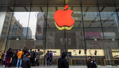 درآمد اپل در چین ۲۷ درصد سقوط کرد