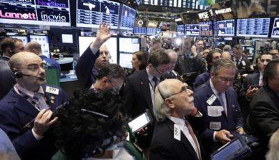سقوط سنگین والاستریت با کند شدن اقتصاد جهانی