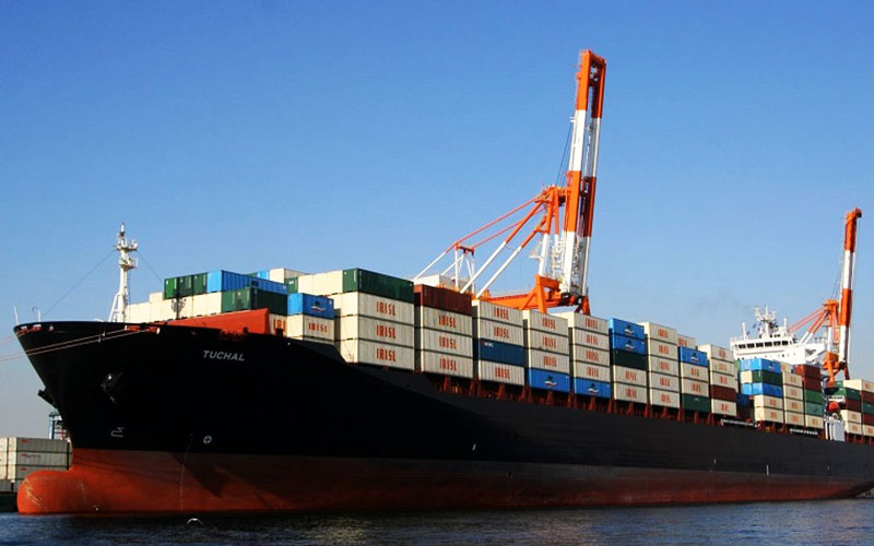 کاهش صادرات ایران به اتحادیه اروپا در سال ۲۰۱۸
