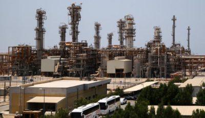آغاز تولید میعانات گازی در پالایشگاه فاز ١٣ پارس جنوبی