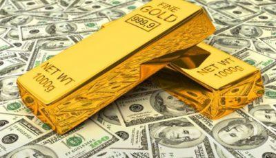 دو نیمه متفاوت دلار به سود طلا