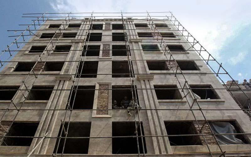 صدور پروانه احداث ساختمان کاهش یافت