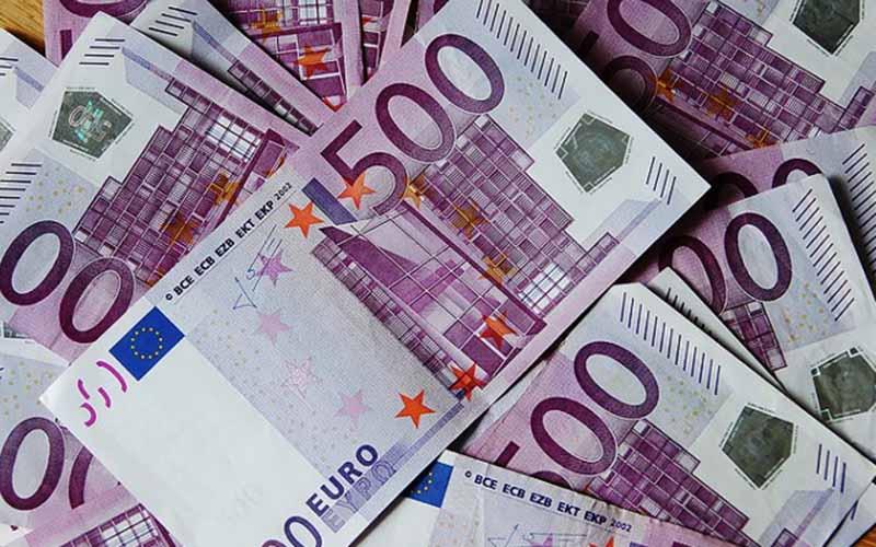 چاپ اسکناس ۵۰۰ یورویی متوقف شد