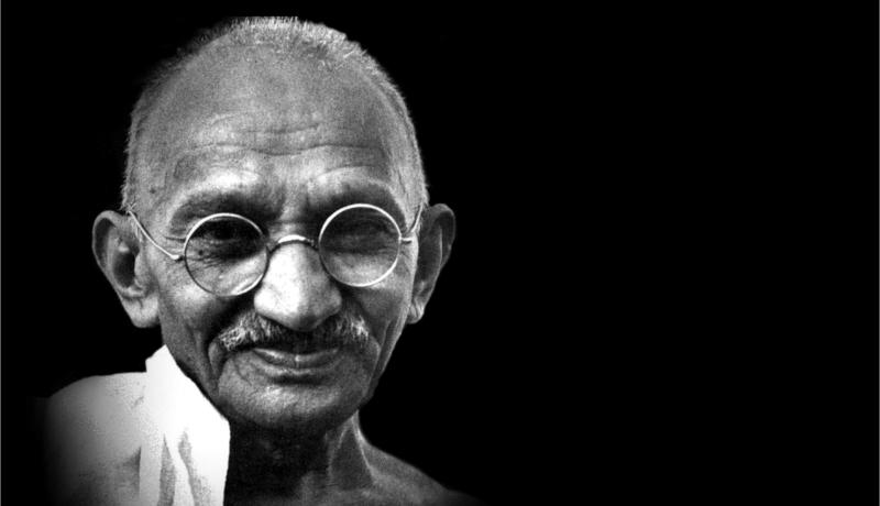 ماهاتما گاندی اقتصاد هند
