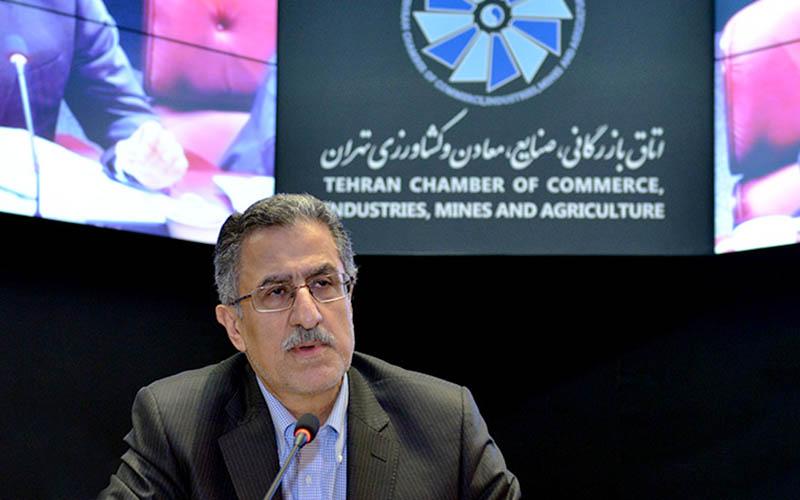 شرکت مسعود خوانساری در انتخابات اتاق بازرگانی