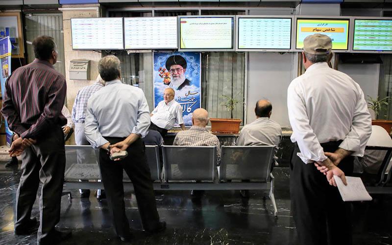 افزایش شاخص بورس تهران