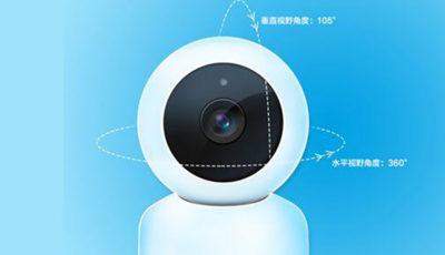 Huawei Panoramic Camera، دوربینی که از شما مراقبت میکند