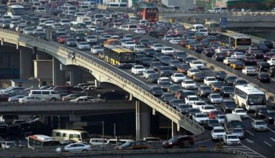اولین سکانس از طرح ترافیک ۹۸