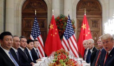 دور جدید مذاکرات آمریکا و چین هفته آینده آغاز میشود