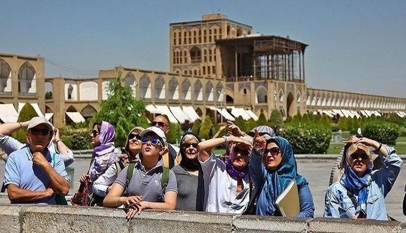 رشد ورود گردشگران آمریکایی به ایران