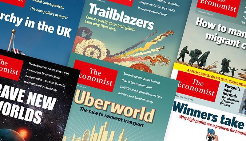 تاریخچه اکونومیست / چه کسانی اکونومیست را بنیانگذاری کردند؟