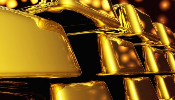 صعود قیمت طلا به بالای قله ۱۳۰۰ دلار