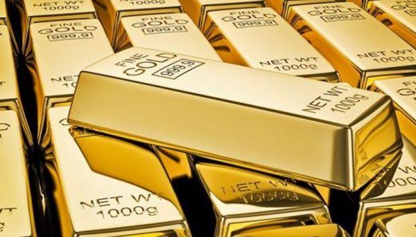 قیمت طلا یک دلار کاهش یافت