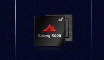 هوآوی تراشه چندحالته 5G و تراشه CPE Pro را عرضه میکند