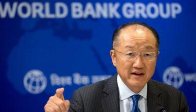 رئیس کل بانک جهانی استعفا داد