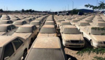 جدال وزارت صمت و بانک مرکزی/ سرنوشت خودروهای دپوشده چه میشود؟