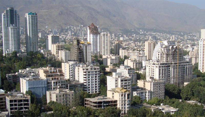نقشه تورم مسکن در منطقه به منطقه تهران / قیمت خانه در کدام مناطق اشباع شده است؟ (اینفوگرافیک)
