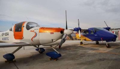 تاکسیهای هوایی در آسمان ایران