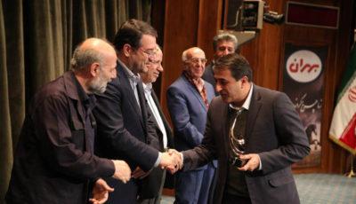 تقدیر از شرکت «پگاه» در ششمین جشنواره حاتم