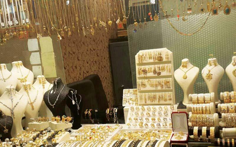 قیمت طلا در بازار