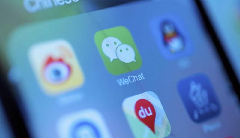 آینده اپلیکیشنهای موبایل ویچت
