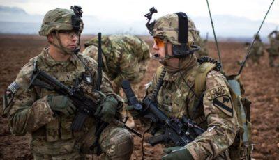 ۴۰۰ سرباز آمریکایی در سوریه میمانند