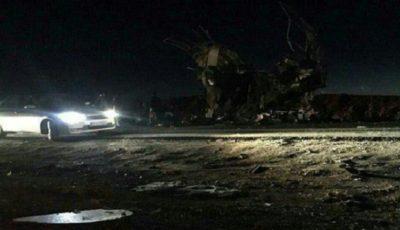 اعلام آمار شهدا و مجروحین جنایت تروریستی جاده خاش- زاهدان