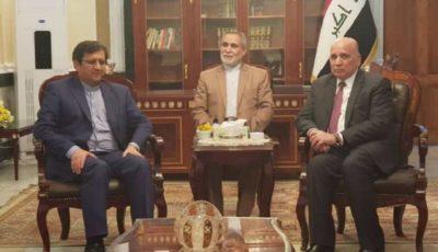 تسریع در پرداخت بدهیهای عراق به ایران