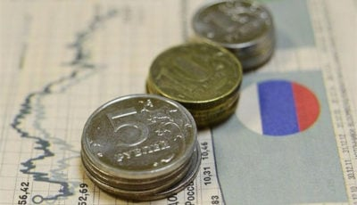کاهش نرخ تورم روسیه به ۴ درصد