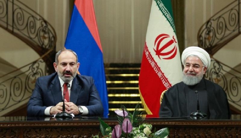 نقشه همکاری ایران و ارمنستان / دو کشور بر سر چه مذاکره کردند؟