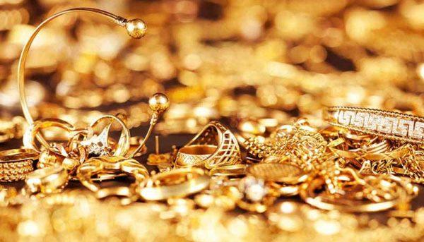 طلای ۱۸ عیار ارزان شد