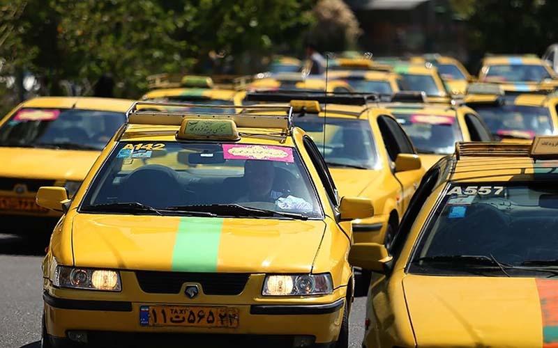 تمهیدات جدید برای رانندگان تاکسی از سال ۹۸