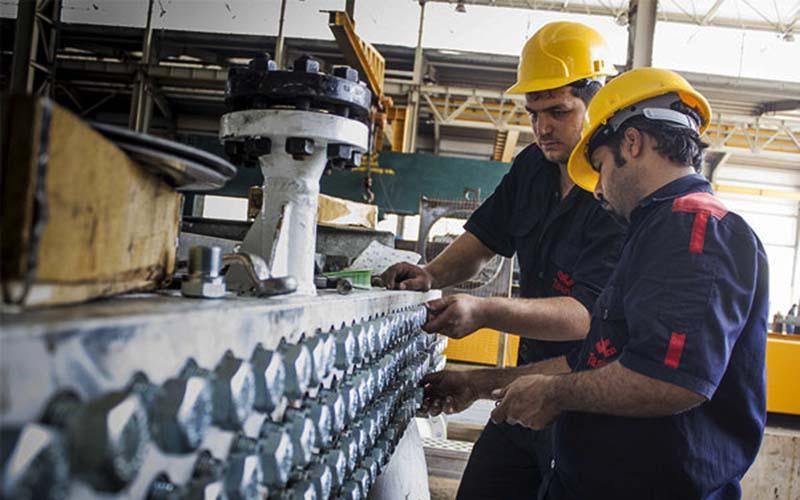 افت تولید ۲۱ کالای صنعتی در ۸ ماهه امسال