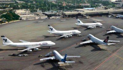 ۳۰ درصد ظرفیت پروازهای داخلی خالی است