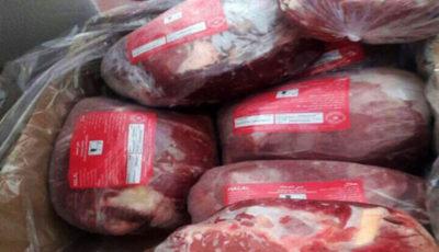 توزیع ۴۰ ثانیهای گوشت تنظیم بازار