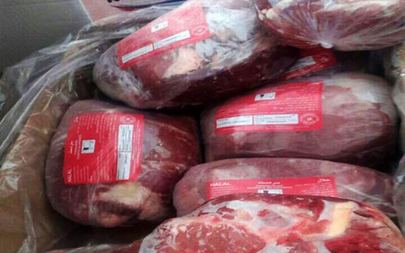 توزیع ۷۵۰۰ تن گوشت تنظیم بازاری در استانها