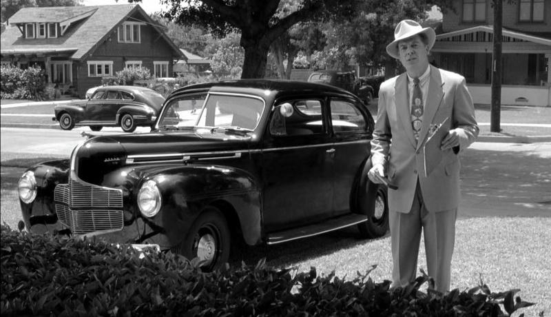 دوج د لوکس ۱۹۴۰ اقتصاد آمریکا