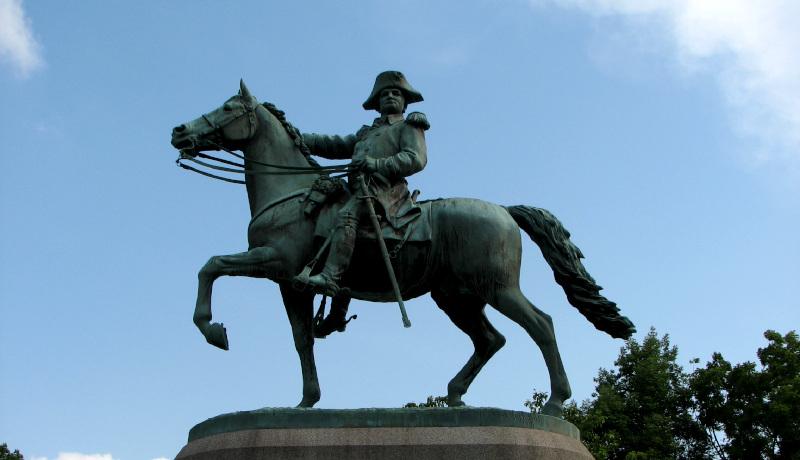 مجسمه ازراعیل پنتوم انقلاب اقتصاد آمریکا