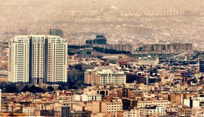 گرانترین مناطق تهران کدامند؟ (اینفوگرافیک)
