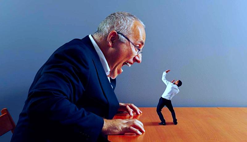 مدیران بد کارمندان خوب استعفا