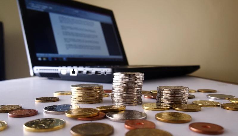 ستون سکهها کامپیوتر حقوق درخواستی