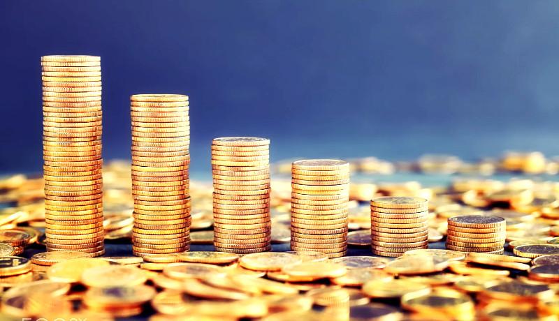 ثروتمندان ثروتمندتر ستون سکه