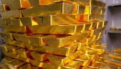 چین 11.2 تن طلا خرید