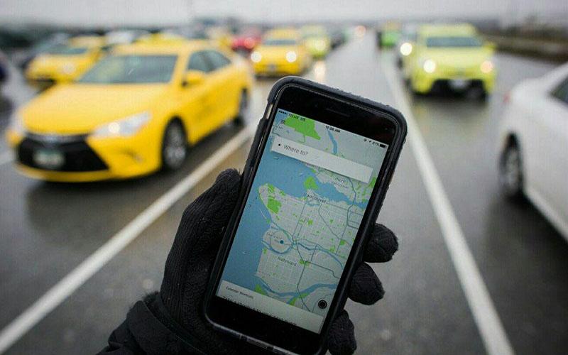 ارائه تسهیلات برای گازسوز شدن تاکسیهای آنلاین 
