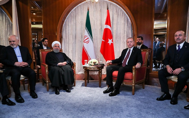 توافقات دوجانبه بین ایران و ترکیه در حال اجراست
