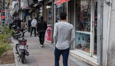بازار شب عید منیریه به روایت یک گزارش تصویری