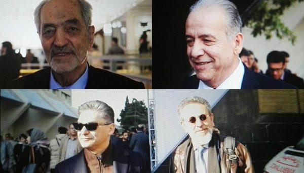 میرمحمدصادقی، حریری، لاهوتی و میری در انتخابات حاضر شدند