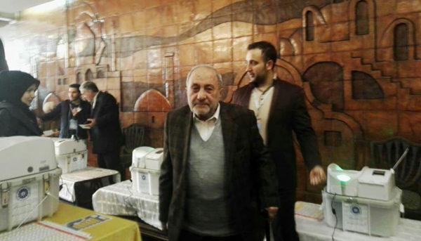 علینقی خاموشی هم در انتخابات رای داد