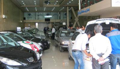سیاست فروش فوری خودرو ادامه دارد